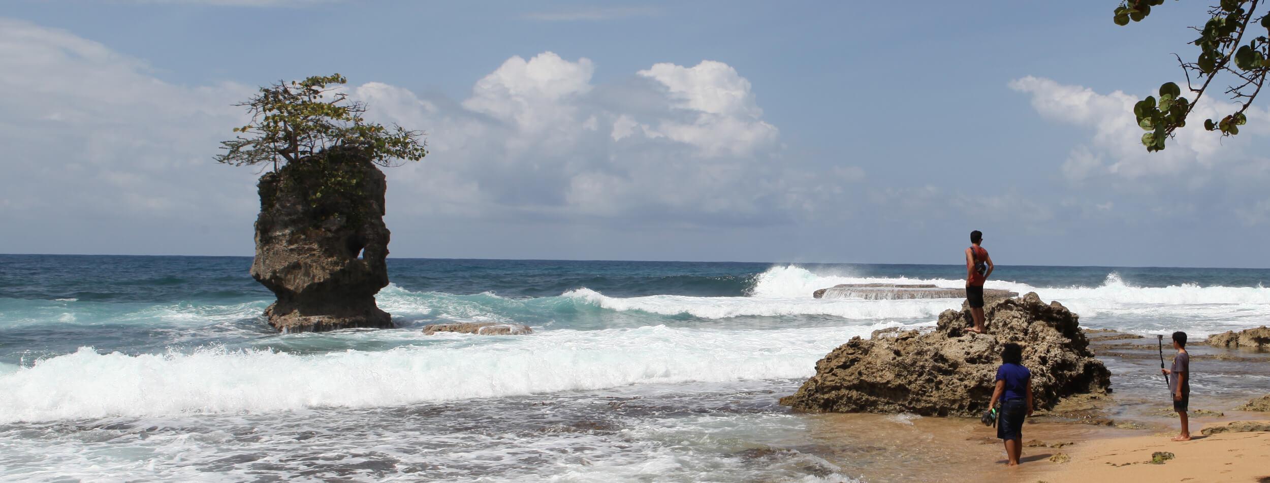 playas fuera de lo común en Costa Rica